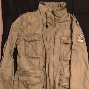"""Superdry Field Jacket """"The Rookie"""""""